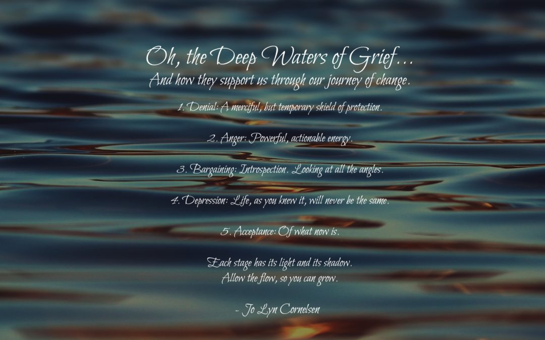 Deep Waters of Grief